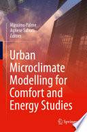 Urban Microclimate Modelling for Comfort and Energy Studies Book