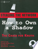 Stealing the Network Book