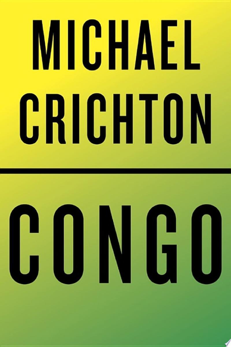 Congo banner backdrop