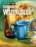 Still Life in Watercolor Book