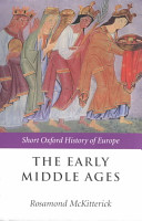 The Early Middle Ages Book PDF