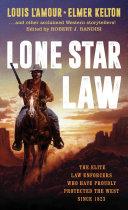 Lone Star Law ebook