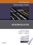 Neuromodulation  An Issue of Neurosurgery Clinics of North America  An Issue of Neurosurgery Clinics of North America
