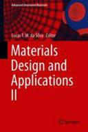 Materials Design and Applications II
