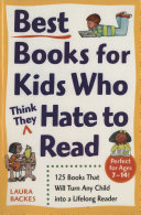 Best Books for Kids Who (Think They) Hate to Read Pdf/ePub eBook