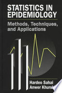 Statistics In Epidemiology Book PDF