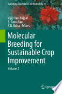 Molecular Breeding for Sustainable Crop Improvement