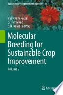 Molecular Breeding For Sustainable Crop Improvement Book PDF