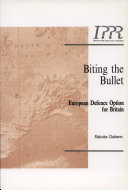 Biting the Bullet ebook