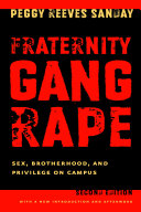 Pdf Fraternity Gang Rape