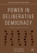 Power in Deliberative Democracy Pdf/ePub eBook