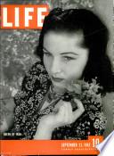 21 Սեպտեմբեր 1942
