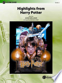 Highlights from Harry Potter (Conductor Score and Parts)