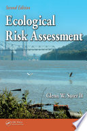 Ecological Risk Assessment  Second Edition