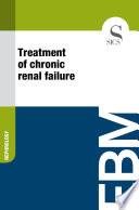 Treatment of chronic renal failure Book