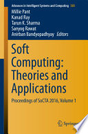Soft Computing: Theories and Applications