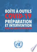 COVID 19 pr  paration et intervention dans les lieux de d  tention Book
