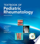 """Textbook of Pediatric Rheumatology E-Book"" by James T. Cassidy, Ross E Petty, Ronald M. Laxer, Carol B Lindsley"