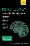 Psychology  A Complete Introduction  Teach Yourself