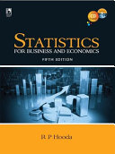 Statistics for Business and Economics  5th Edition