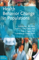 Health Behavior Change in Populations