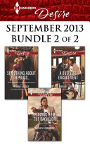 Harlequin Desire September 2013 - Bundle 2 of 2