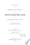 Scientific Proceedings of the Annual Meeting of the American Veterinary Medical Association