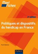 Pdf Maxi Fiches. Politiques et dispositifs du handicap en France - 3e éd Telecharger