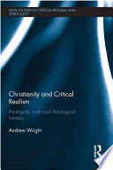 Christianity and Critical Realism
