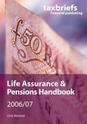 Life Assurance and Pensions Handbook