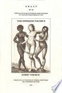 Voix éthniques, ethnic voices
