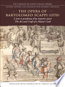 """The Opera of Bartolomeo Scappi (1570): L'arte et prudenza d'un maestro cuoco (The Art and Craft of a Master Cook)"" by Terence Scully"