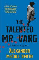 Pdf The Talented Mr. Varg Telecharger