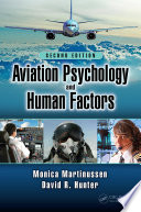Aviation Psychology And Human Factors Book PDF