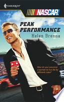 Peak Performance Book