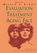 Evaluation and Treatment of the Aging Face ebook