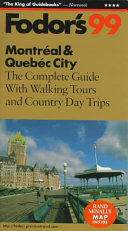 Montreal and Quebec City  99