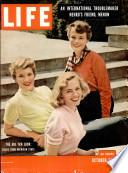 25 okt. 1954