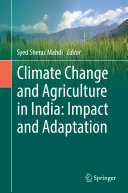 Pdf Climate Change and Agriculture in India: Impact and Adaptation Telecharger