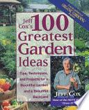 Jeff Cox's 100 Greatest Garden Ideas