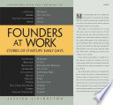 Founders at Work Book