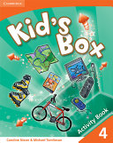 Kid's Box 4 Activity Book