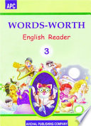APC Words Worth - English Reader - Class 3