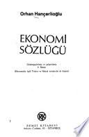 Ekonomi sözlüğü