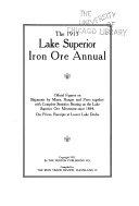 The Lake Superior Iron Ore Annual Book