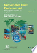 Sustainable Built Environment Volume I Book PDF