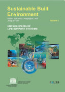 Sustainable Built Environment   Volume I