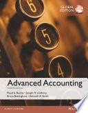 Beams: Advanced Accounting, Global Edition