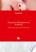 Respiratory Management of Newborns Book