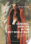 Cardinal Mercier in the First World War